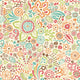 Patterned Backdrops Flower Backdrops Colorful Backgrounds S-2659