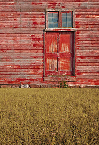 Window Backdrops Custom Photo Backgrounds Red Door Backdrops S-2664