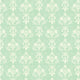 Patterned Backdrops Damask Backdrops Green Background S-2683
