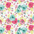 Patterned Backdrops Flower Backgrounds Backdrops Photography S-2686