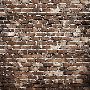 Brick Wall Background Brown Backdrops Vintage Backdrops S-2775