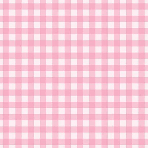 Plaid Backdrop Pink Background S-2828 - iBACKDROP