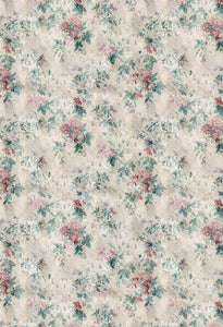 Patterned Backdrops Flower Photo Backdrops S-2842