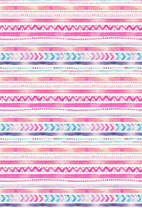 Striped Backdrops Pink Background S-2859