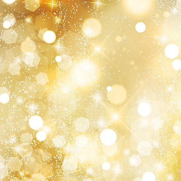 Gold Glitter Patterned Backgrounds Gold Backdrop S-2897 - iBACKDROP