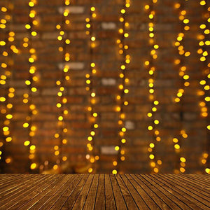 Patterned Backdrops Glitter Backdrop Lights Background S-2912