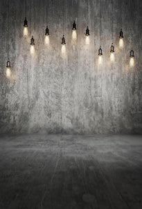 Grunge Backdrops Vintage Backdrop Wall Backgrounds Grey Wall S-2915