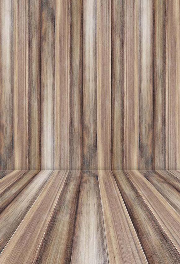 Wood Backdrop Wooden Backdrop Bunting Background S-2936