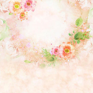 Patterned Backdrops Flower Backgrounds Cheap Backdrops S-2980