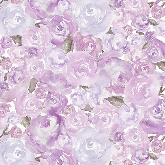Flower Backdrops Event Backgrounds Purple Backdrops S-2987