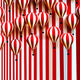 Patterned Backdrops Striped Backdrops Balloons Backgrounds S-3051