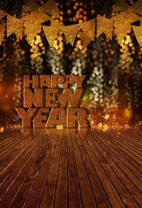 New Years Backgrounds New Years Eve Backdrop Red Backdrops S-3128