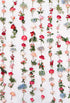 Flowers Backdrops Colorful Backgrounds S-3176