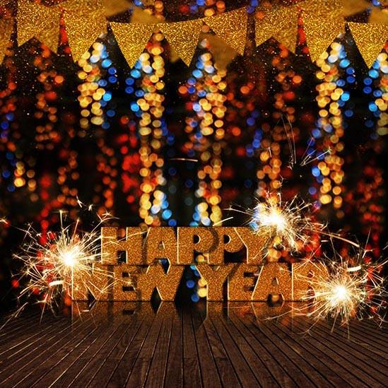New Years Backdrops New Years Eve Backgrounds Red Backdrop S-3182