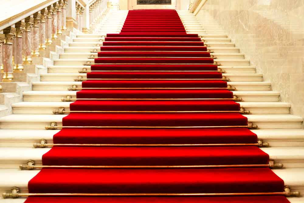 Red Carpet Backdrops Pillars Background Steps Background Yy00097 E Ibackdrop