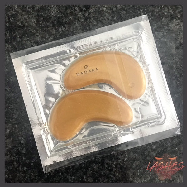 24KT Gold Hadaka Under Eye Mask