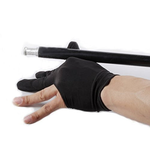 MagicW 3 Fingers Billiards, Snooker Cue Shooters Glove - Talisman Billiards