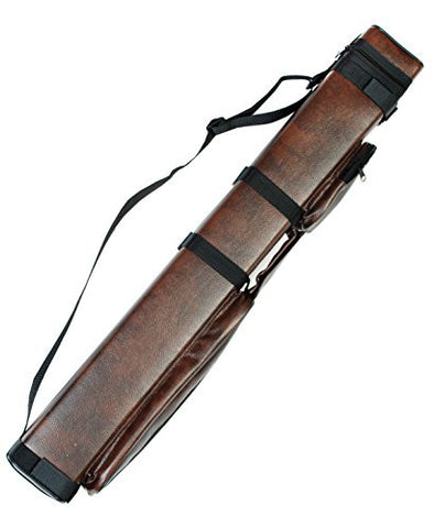 2x2 Hard Pool Cue Billiard Stick Carrying Case, (Several Colors Available) - Talisman Billiards