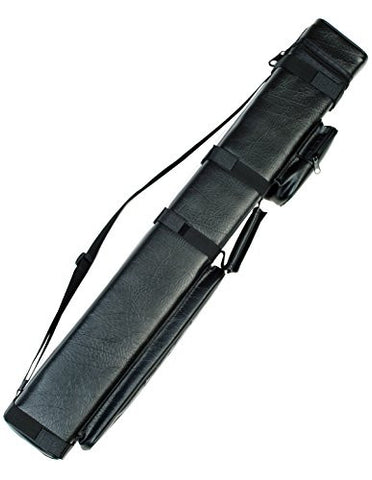 3x6 Hard Pool Cue Billiard Stick Carrying Case, (Several Colors Available) - Talisman Billiards