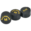 Image of Talisman WB Pool Cue Tips 3 Pack - Talisman Billiards