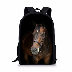 Wild Horse Designed Backpacks