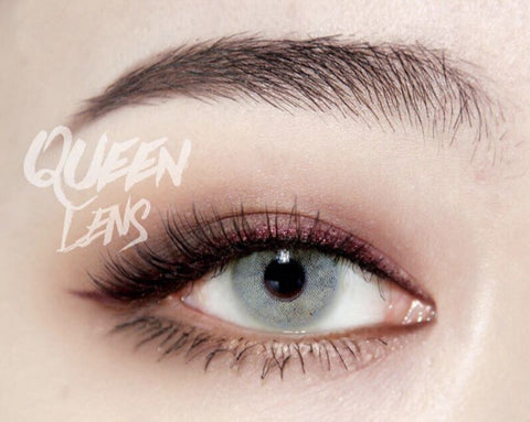 Natural colored contact lenses I-Dol Queen Gray