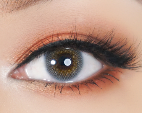Natural colored contact lenses I-Dol Honey Gray
