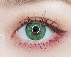 Natural colored contact lenses