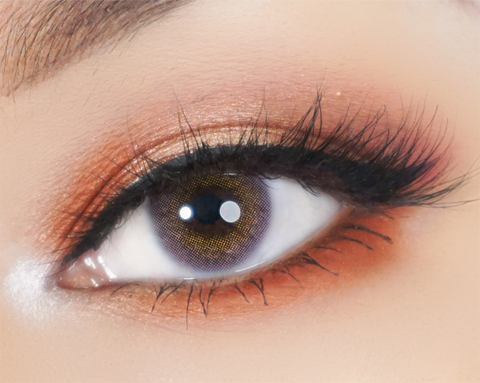 Natural colored contact lenses I-Dol Honey Pink