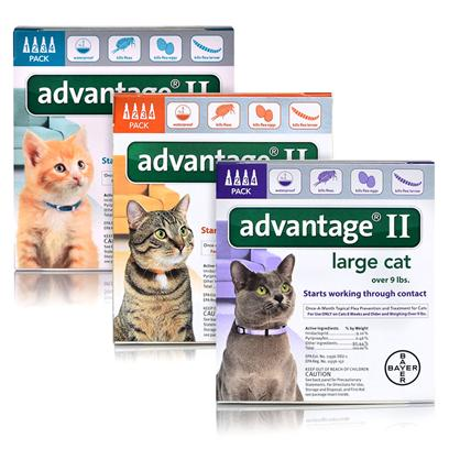 Advantage II (2 Month Supply)