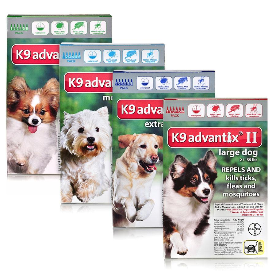 K9 Advantix II (2 Month Supply)