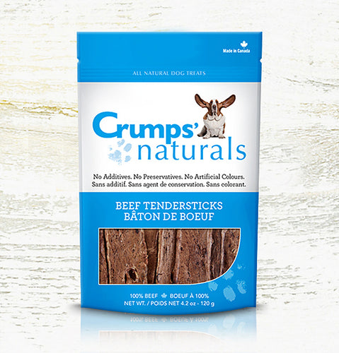 Crumps Beef Lung Tendersticks