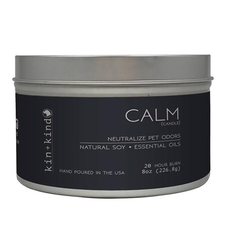Kin+Kind Odor-Neutralizing Candle - Calm