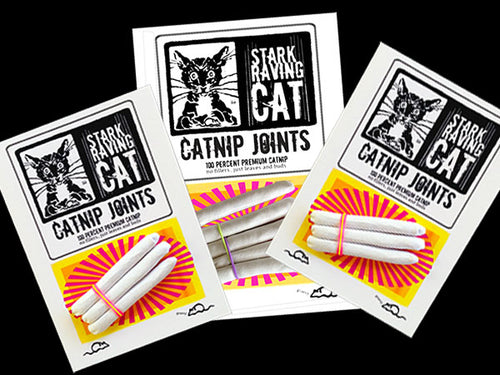 Stark Raving Cat - Catnip Joints