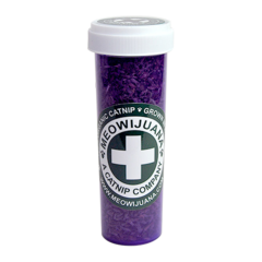Meowijuana Purple Passion Silvervine & Catnip Blend