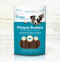 Crumps Plaque Buster Chews -  Fisherman's Mix