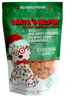Einstein Pets Santa's Helper Christmas Treats