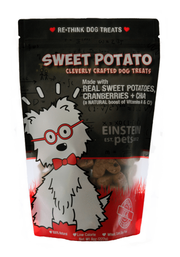 Einstein Pets Sweet Potato Biscuits