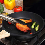 10 Inch Nonstick Skillet, PFOA Free Frying Pan with Bakelite Handle, for Crepe, Omelet, Eggs, Frittatas and Fish
