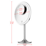 Lighted Makeup Mirror Pro - Miusco