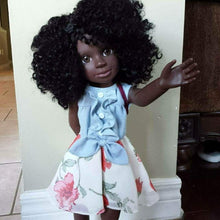 Herstory Doll First Edition Dark Skin Toned Doll