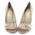 Satin Stiletto Heels Bridesmaid Shoes - SheSole