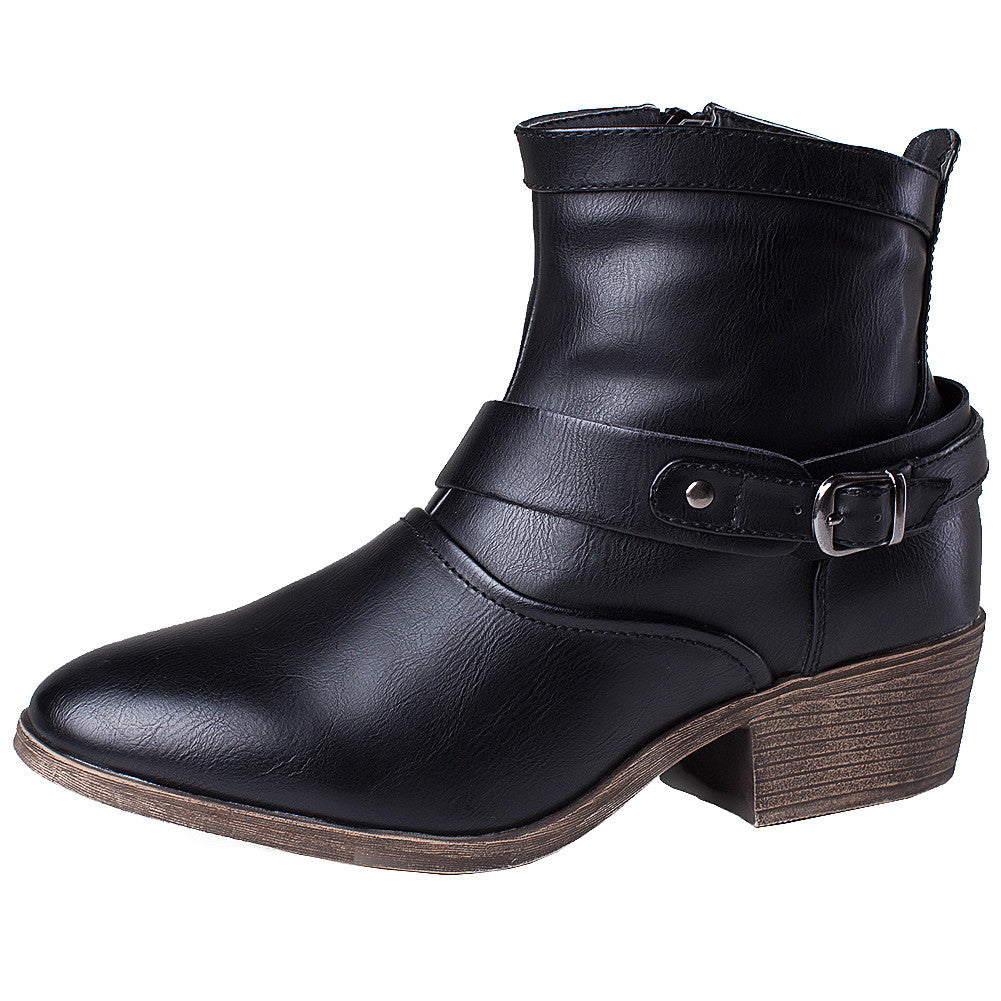 SheSole Women's Ankle Boot