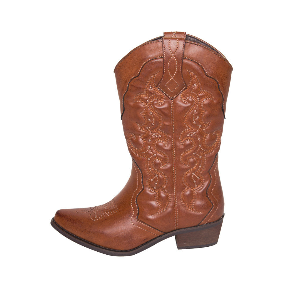 8a6973c67a7 SheSole Women's Western Cowboy Cowgirl Boots