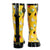 SheSole Chicken Pattern Womens Rain Boots Wide Calf - SheSole