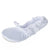 SheSole Ladies Satin Ballerina Wedding Slippers - SheSole