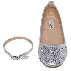 SheSole Women's Ballet Flats Wedding Shoes - SheSole