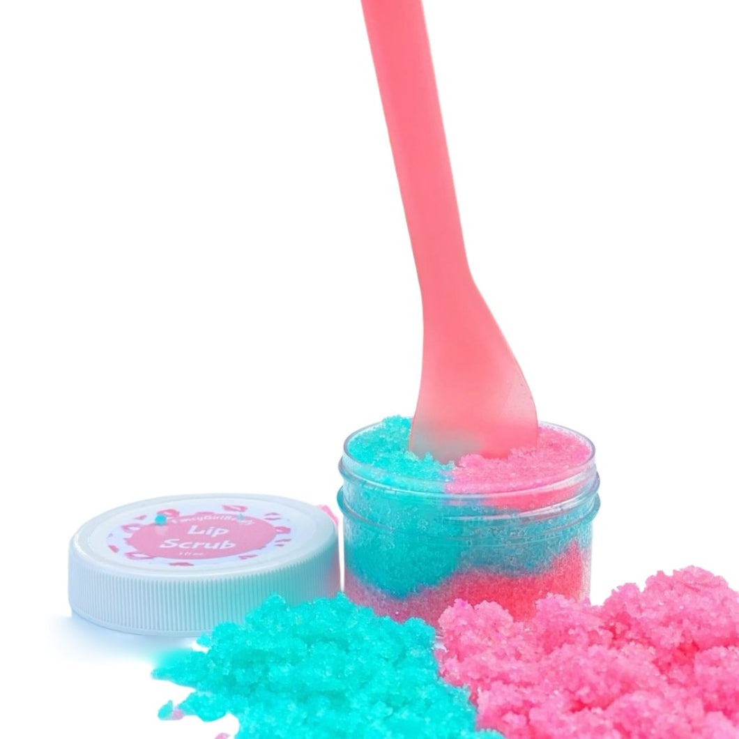 Cotton Candy Lip Scrub
