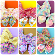 Custom Sailor Bows