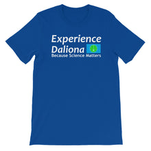 Because Science Matters Exp Dal Tee